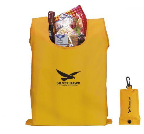 Faltbare Einkaufstasche Easy mit Logo