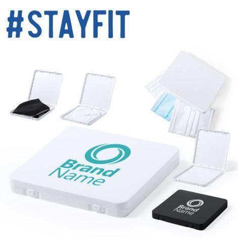 STAYFIT Hygienebox Maskenetui