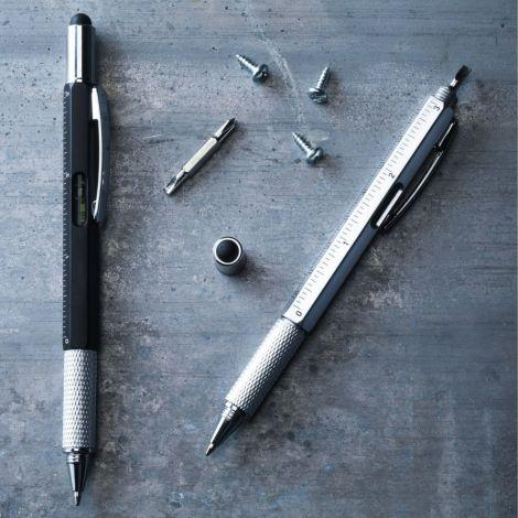 Multifunktionskugelschreiber ToolPen ; Gratis Geschenketui ; NEU