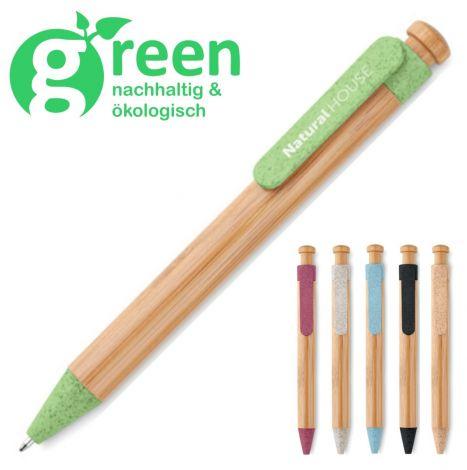 Bambus Kugelschreiber Nature Max *nachhaltig & ökologisch*