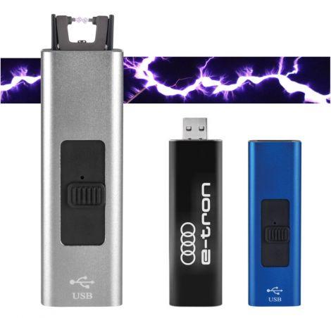 Plasma USB Feuerzeug mit Lichtbogenzündung *Preisaktion*
