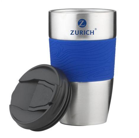 Edelstahl Thermobecher Premium 400ml