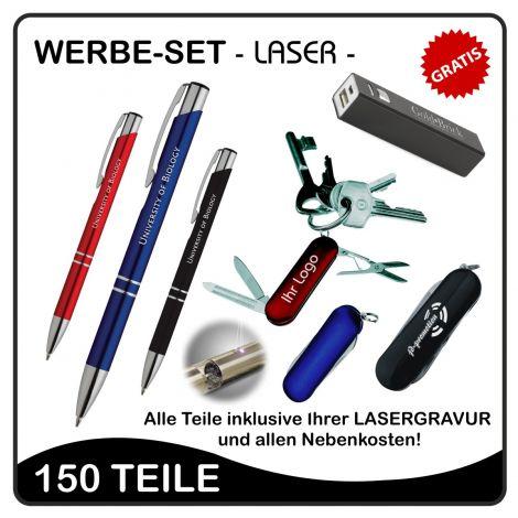 Werbe Set Laser