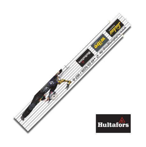 Zollstock 2m HULTAFORS 3500 WHITE